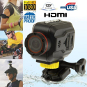 Mini Caméra sportive Full HD waterproof Grand angle étanche HDMI - www.yonis-shop.com