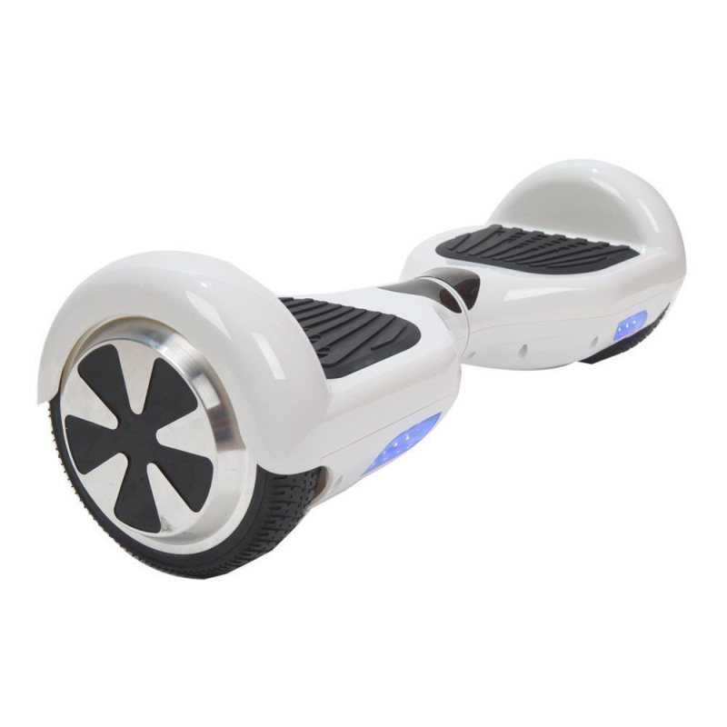 hoverboard skate lectrique 6 5 pouces smartboard gyropode. Black Bedroom Furniture Sets. Home Design Ideas