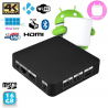 Box Android TV 6.0 Octa Core 4K 2GB RAM Kodi smart tv mediacenter 16Go