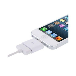 Adaptateur iPhone Dock vers Lightning iPhone 5 iPad mini iPod touch G5 - www.yonis-shop.com