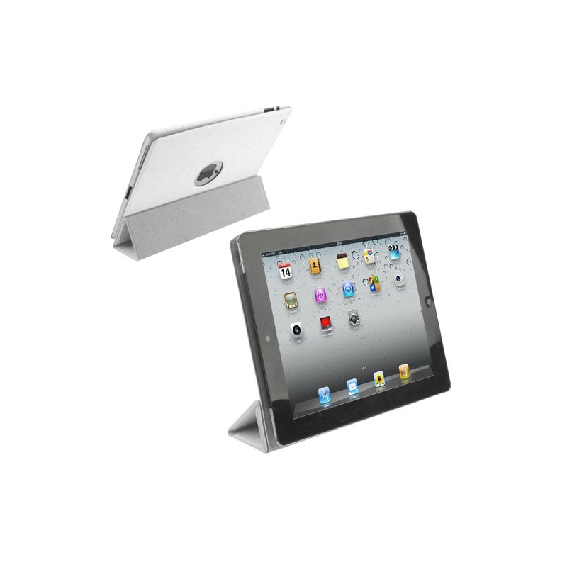 smart cover new ipad 4 retina housse coque sticker blanc. Black Bedroom Furniture Sets. Home Design Ideas
