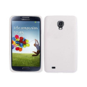 Housse Samsung Galaxy S4 I9500 coque silicone Blanc 5 pouces - www.yonis-shop.com