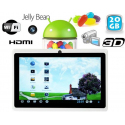 Tablette tactile Android 4.1 Jelly Bean 7 pouces HDMI 20 Go Blanc - www.yonis-shop.com