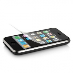 Film protection ecran iPhone 3G 3GS anti reflet - www.yonis-shop.com